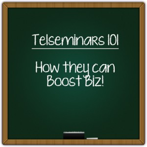 how to host a teleseminar