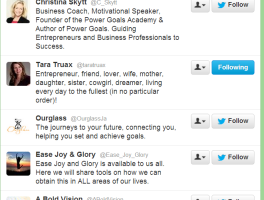 who to follow on twitter for business