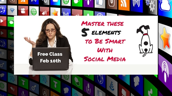 Free Class be Smart with Social Media