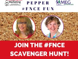 A Fun Contest to celebrate my talk at the FNCE Conference