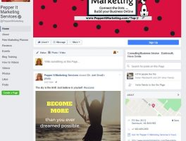 New Layout on Facebook Business Pages for 2016
