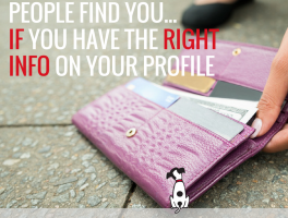 What Basic info should be added to your Personal Facebook Profile?