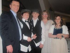 Colaiacovo family