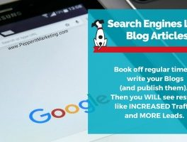 block time to write blogs
