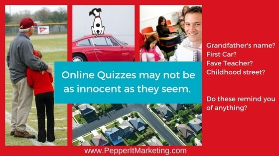Are Quizzes Online Safe to do? Should you click that quiz?