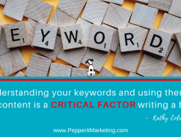 The Top 7 Areas to include Keywords in your Blogs