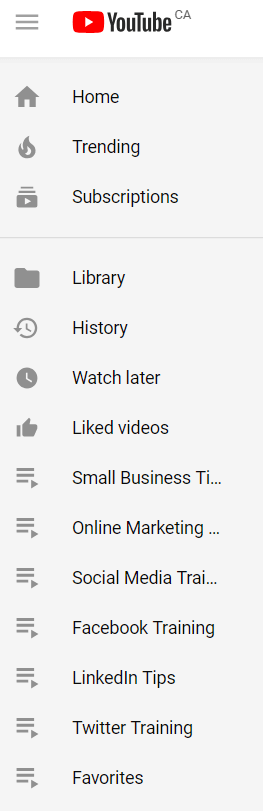 How to create YouTube Playlists to get more views of your Videos