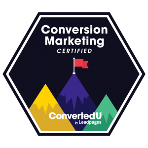 conversion marketing specialist