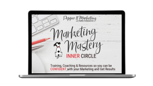 Pepper It marketing mastery inner circle membership program