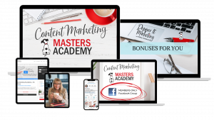 content marketing masters academy