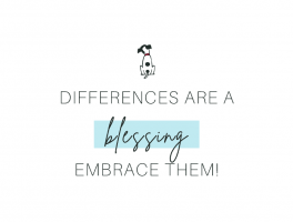 differences are a blessing, including differences with newsletters, blogs and podcasts. Embrace them!